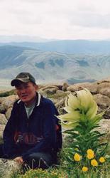 naiman lake Mongolia, trekking naiman nuur